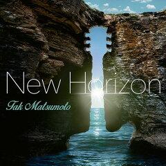 【送料無料】New Horizon [ Tak Matsumoto ]