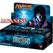 マジック:ザ・ギャザリング イニストラードを覆う影 ブースターパック 日本語版 【36パック入りBOX】