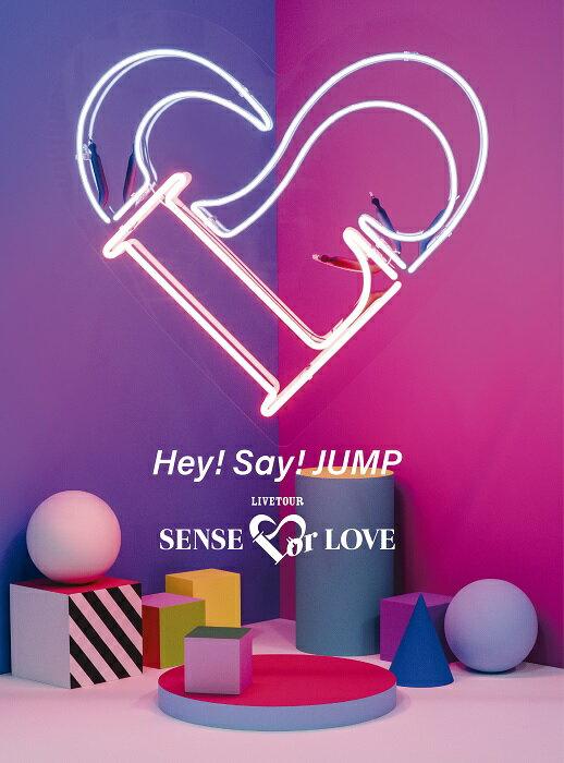 Hey! Say! JUMP LIVE TOUR SENSE or LOVE(初回限定盤 DVD)