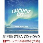 【楽天ブックス限定先着特典】aurora arc (初回限定盤A CD+DVD) (A5クリアファイル付き) [ BUMP OF CHICKEN ]