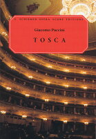 【輸入楽譜】プッチーニ, Giacomo: オペラ「トスカ」(伊語・英語)/Gutman英訳