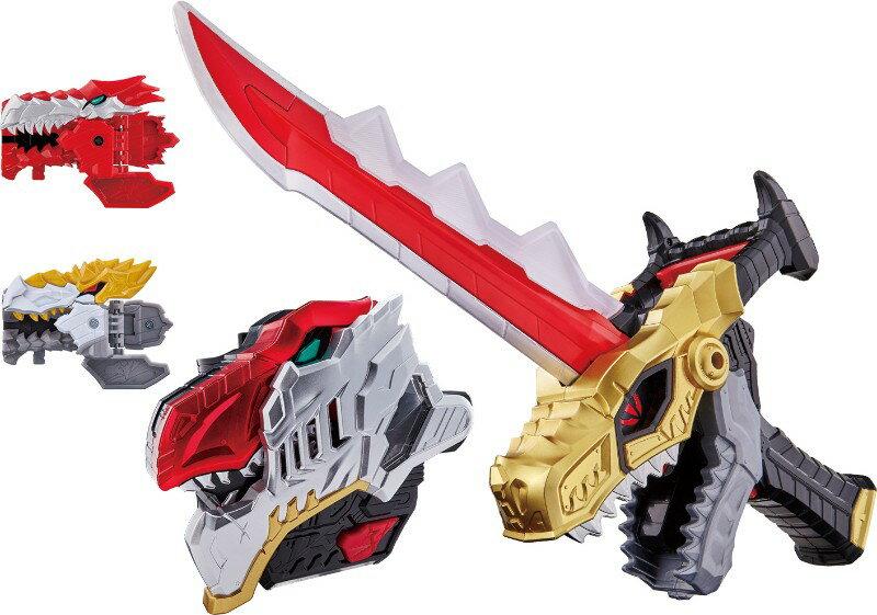 騎士竜戦隊リュウソウジャー リュウソウジャー最強竜装セット -DXリュウソウケン&リュウソウチェンジャーー