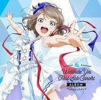 【楽天ブックス限定先着特典】LoveLive! Sunshine!! Watanabe You First Solo Concert Album(ポストカード)