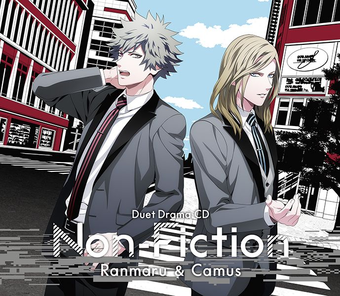 CD, アニメ CDNon-Fiction () (CV.)(CV.)