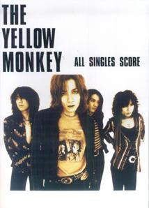 The Yellow Monkey/all singles score画像