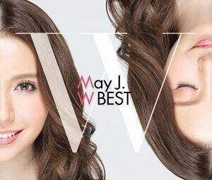 【楽天ブックスならいつでも送料無料】May J. W BEST -Original & Covers- (2CD+DVD) [ May J. ]