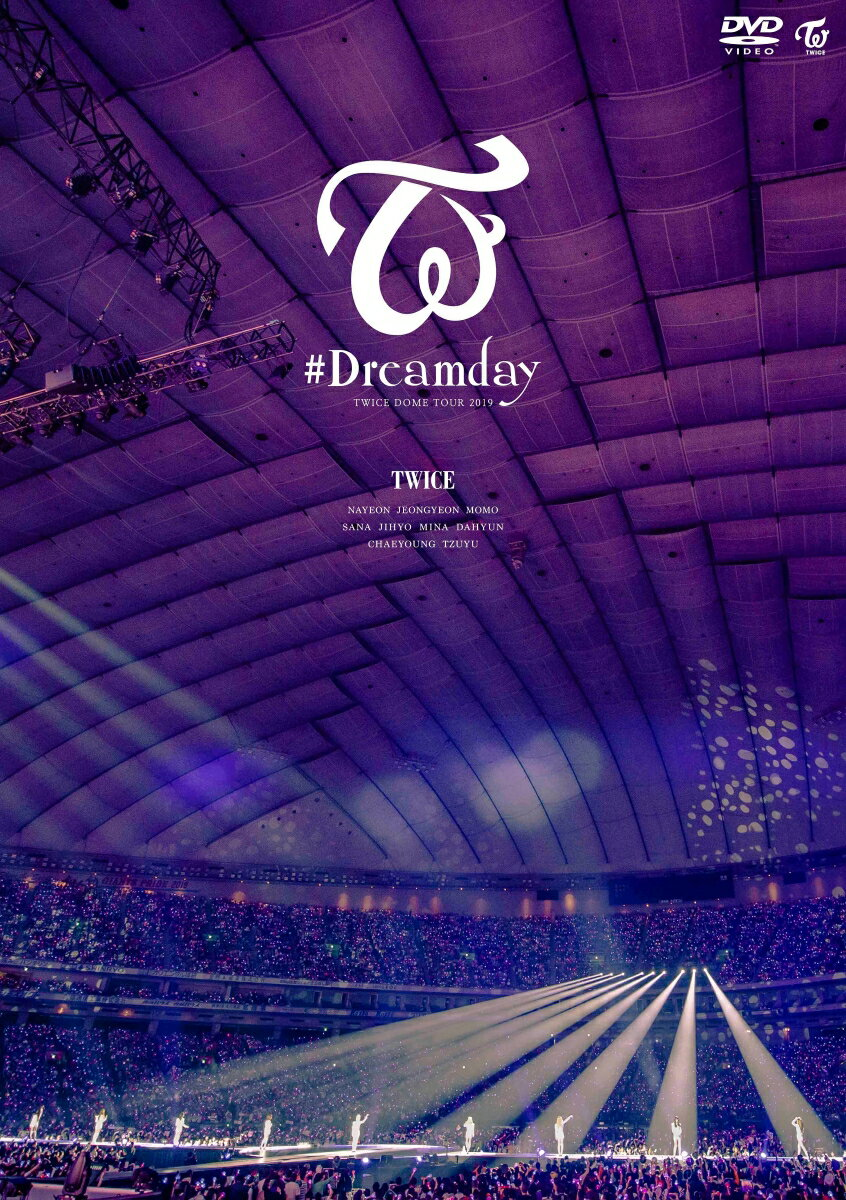 "TWICE DOME TOUR 2019 ""#Dreamday"" in TOKYO DOME(通常盤)"