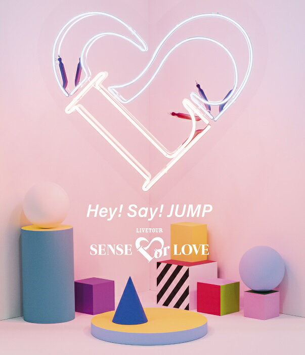 Hey! Say! JUMP LIVE TOUR SENSE or LOVE(通常盤 Blu-ray)【Blu-ray】