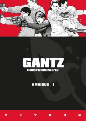 Gantz Omnibus Volume 1画像