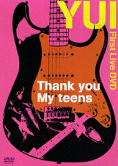 【送料無料】Thank you My teens [ YUI ]