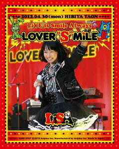"""LiVE is Smile Always〜LOVER""""S"""