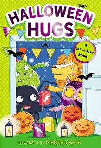 Halloween Hugs: A Lift-The-Flap Book HALLOWEEN HUGS [ Marta Costa ]