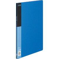 コクヨ ファイル クリアファイル ベーシック B4 20枚 青 ラーB24B