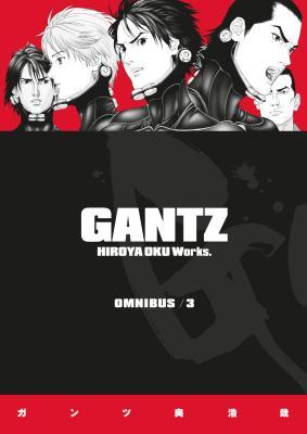 Gantz Omnibus Volume 3画像