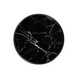 ワイヤレス充電器 マーブル Black Marble
