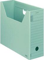 コクヨ ファイルボックス 発泡PP A4 緑 A4-LFH-G