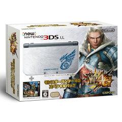 【楽天ブックスならいつでも送料無料】NEW 3DSLL モンスターハンター4Gスペシャルパック