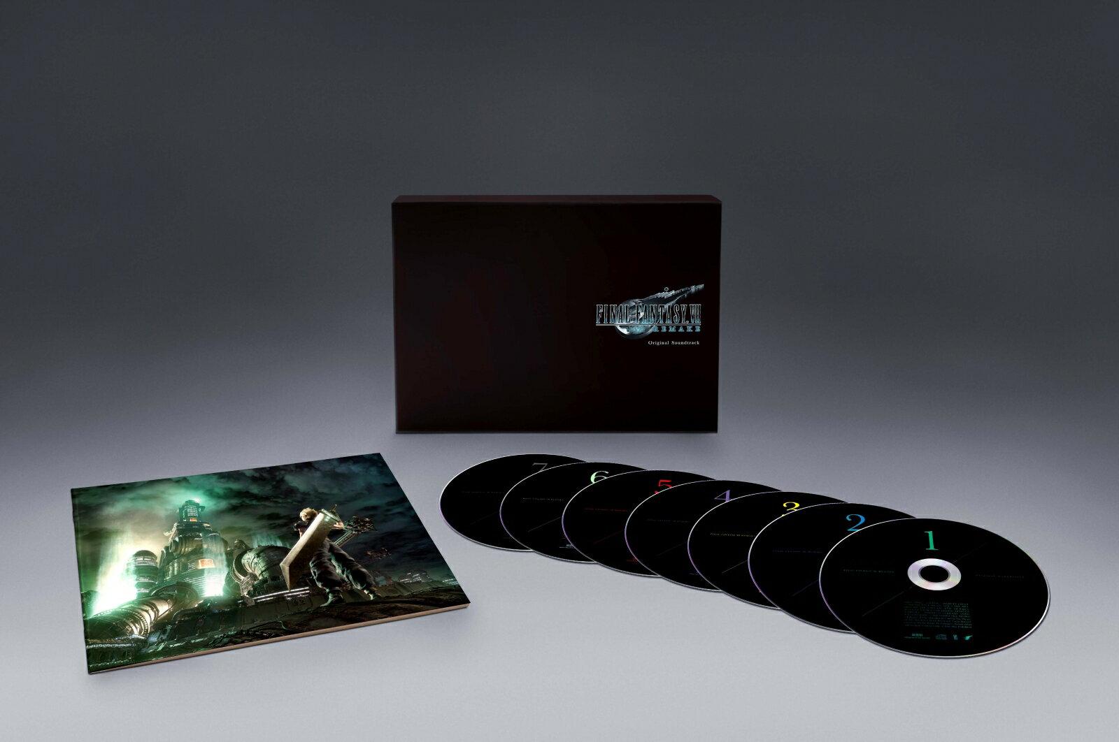 CD, ゲームミュージック FINAL FANTASY VII REMAKE Original Soundtrack ()