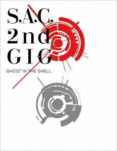 【送料無料】攻殻機動隊 S.A.C. 2nd GIG Blu-ray Disc BOX:SPECIAL EDITION【Blu-ray】 [ 田中...