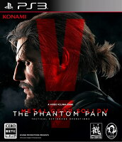 METAL GEAR SOLID V: THE PHANTOM PAIN PS3 通常版の画像