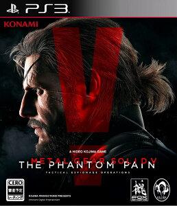【楽天ブックスならいつでも送料無料】METAL GEAR SOLID V: THE PHANTOM PAIN PS3 通常版