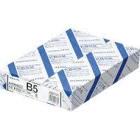 コクヨ コピー用紙 B5 紙厚0.09mm 500枚 PPC用紙 共用紙 KB-KW35