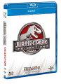 ジュラシック・パーク ブルーレイ コンプリートボックス(4枚組)【初回生産限定】【Blu-ray】