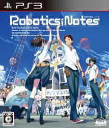 【送料無料】ROBOTICS;NOTES (ロボティクス・ノーツ) PS3版