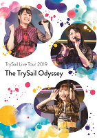 """TrySail Live Tour 2019""""The TrySail Odyssey""""(初回生産限定盤)【Blu-ray】"""