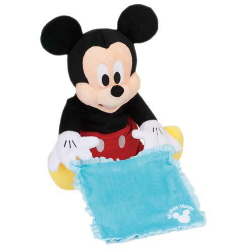 Peek a boo! Friends ミッキーマウス画像