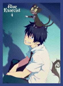 青の祓魔師 vol.4【Blu-ray】画像
