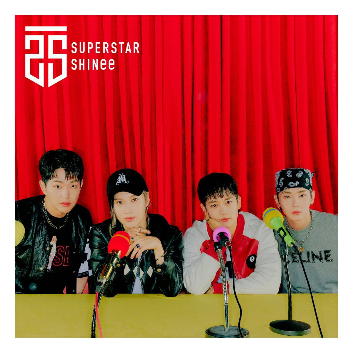 邦楽, ロック・ポップス SUPERSTAR ( )CD PHOTOBOOKLET(12P) SHINee