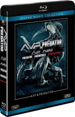AVP&プレデター ブルーレイコレクション【Blu-ray】