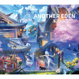 ANOTHER EDEN ORIGINAL SOUNDTRACK3 COMPLETE EDITION画像