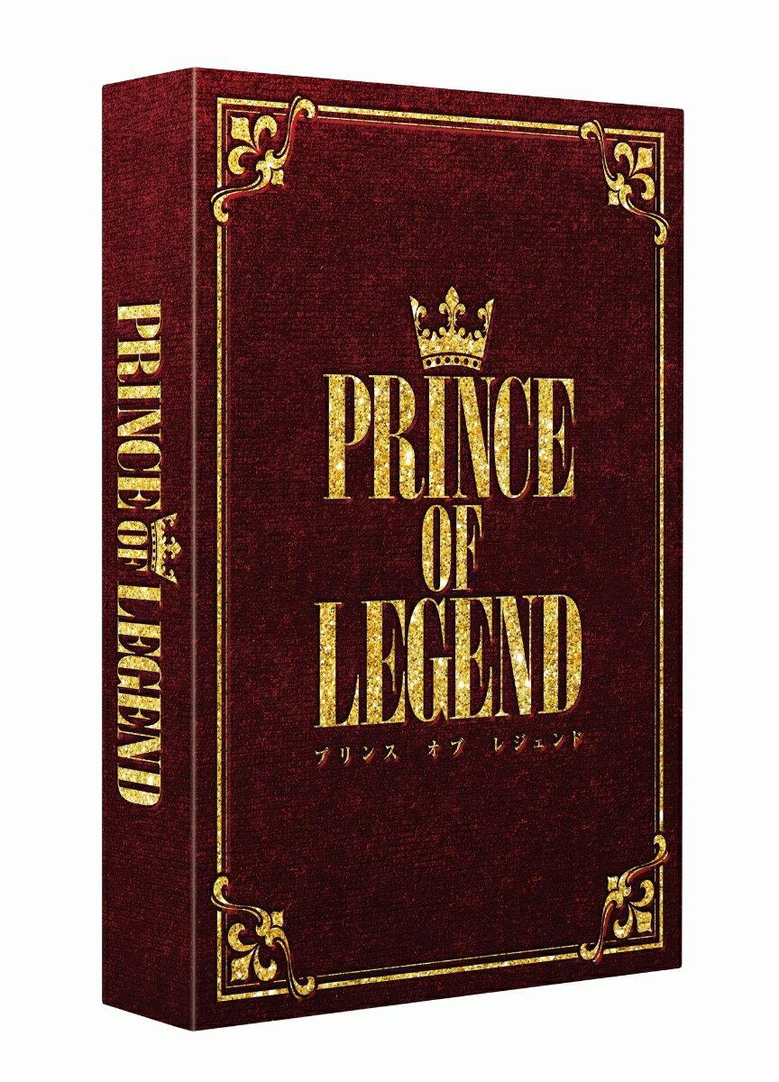 劇場版「PRINCE OF LEGEND」豪華版 Blu-ray【Blu-ray】