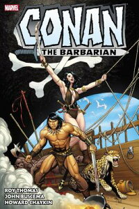 Conan the Barbarian: The Original Marvel Years Omnibus Vol. 3 CONAN THE BARBARIAN THE ORIGIN [ Roy Thomas ]