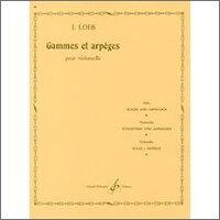 【輸入楽譜】レーブ, J.: スケールとアルペジオの練習