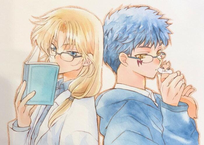 少女, 白泉社 花とゆめC  35