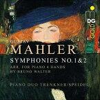 【輸入盤】交響曲第1番『巨人』、第2番『復活』 トレンクナー&シュパイデル・ピアノ・デュオ(2SACD) [ マーラー(1860-1911) ]