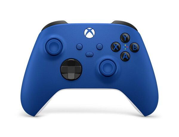 Xboxワイヤレスコントローラー(ショックブルー)