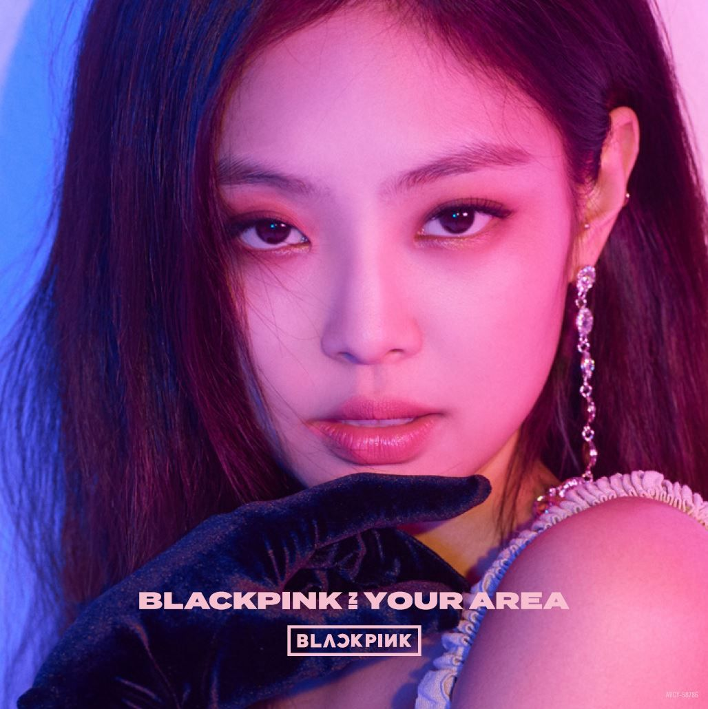 ロック・ポップス, その他 BLACKPINK IN YOUR AREA (CD(JENNIE Ver.)) () BLACKPINK