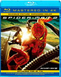 スパイダーマン2(Mastered in 4K)【Blu-ray】