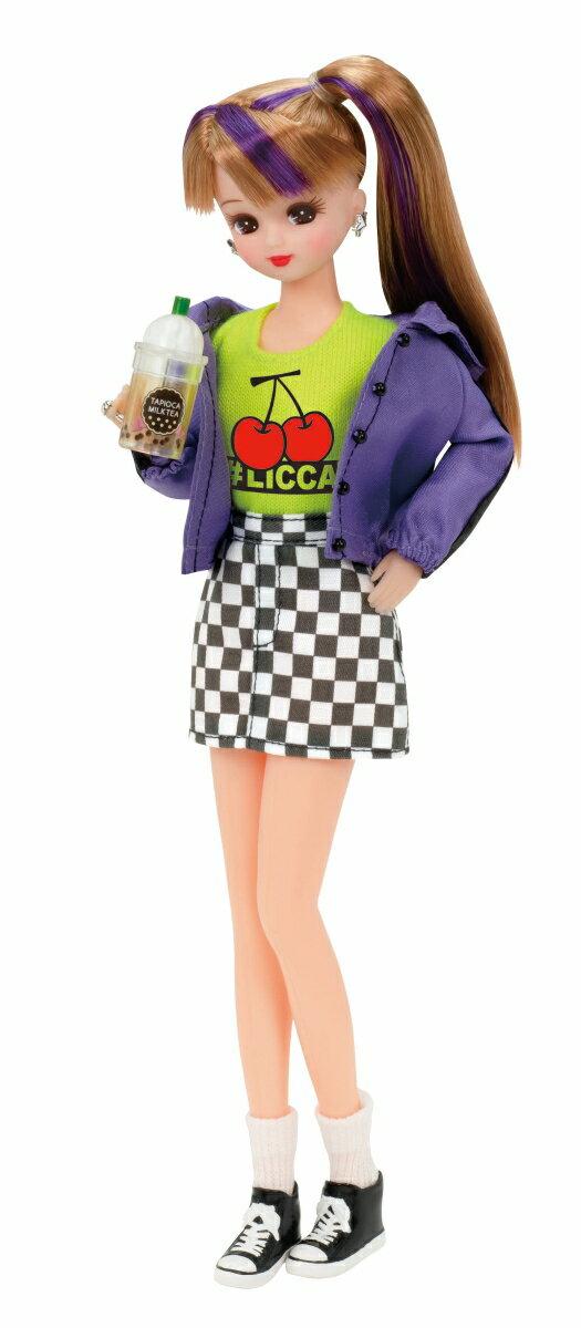 リカちゃん #Licca #ピープススイーツ