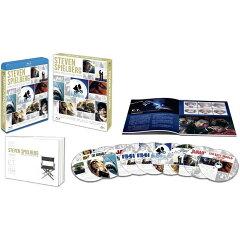 スティーブン・スピルバーグ・ディレクターズ・コレクション 【Blu-ray】