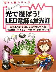 【送料無料】光で遊ぼう! LED電飾&蛍光灯 [ 河西真史 ]