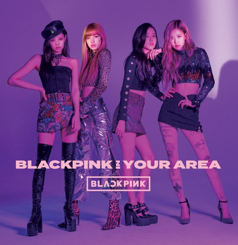ロック・ポップス, その他 BLACKPINK IN YOUR AREA (CDDVD) BLACKPINK