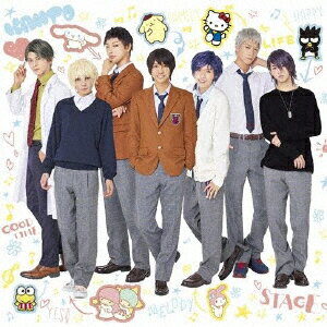ミラクル☆ステージ『サンリオ男子』主題歌「√Shining!!!!!」 (CD+DVD) [ サンリオ男子(ミラクル☆ステージ) ]