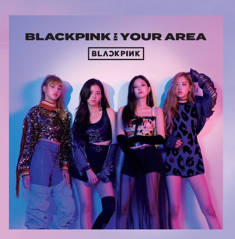 ロック・ポップス, その他 BLACKPINK IN YOUR AREA (CD) BLACKPINK