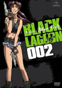 OVA BLACK LAGOON Roberta's Blood Trail 002画像