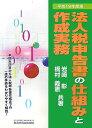 法人税申告書の仕組みと作成実務(平成19年度版)